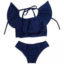 Blue Chantelle Bikini