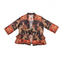 Sumba Print Outerwear