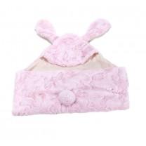 Pink Rabbit Sleeping Bag
