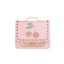 Pink Cherry Studs Mini Bag
