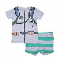 Scuba Diving T-Shirt and Shorts Set