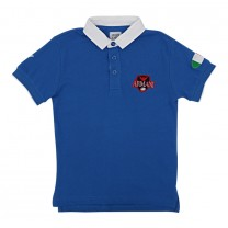 Blue Italy Polo Shirt