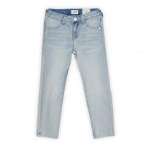 Bleached Blue Denim Skinny Jeans (6 -7 years)