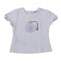 Perfume Print T-Shirt