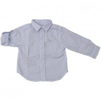 Soft Blue Long Shirt