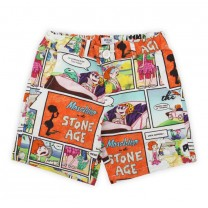 Flintstones Comic Printed Shorts