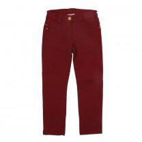 Maroon Skinny Pants