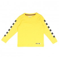 Yellow Shiro Long Sleeved T-shirt