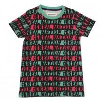 Neon Pink-Green Goeey Dress