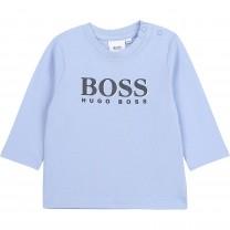 Baby Blue Classic Baby T-Shirt