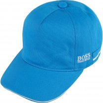 Blue Cotton Logo Cap