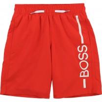 Red Swim Shorts (14 years)