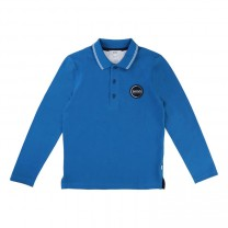 Blue Boss Polo Shirt (16 years)