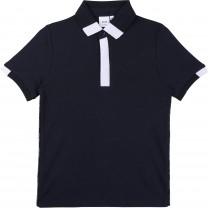 Black Striped Cotton Shirt