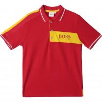 Red Espana Polo Shirt