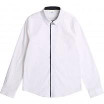 Classic White Formal Shirt