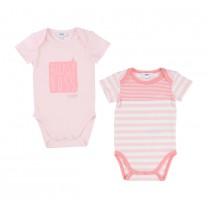 Pink Babysuit Set
