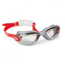 Shark Grey Swim Goggles