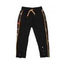 Black Galaxy Track Pants