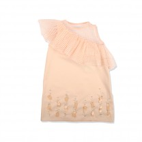 Pale Orange Faith Dress