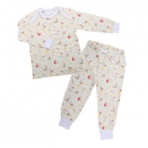 Short Pajama Set Musician Print