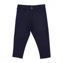 Indigo Jersey Trousers