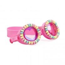 Pink Jewels Swim Goggles