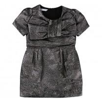 Silver Grey Dress