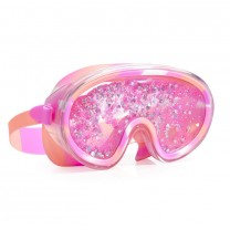 Sand Art Pink Swim Mask