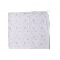 Blanket with Traveller Print