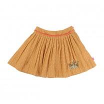 Beige Tulle Skirt