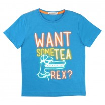 Blue T-rex T-Shirt
