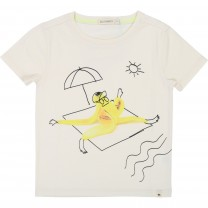 Cream Banana T-Shirt
