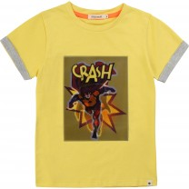 Baby Yellow Graphic T-shirt