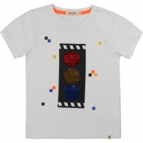 White Traffic T-shirt