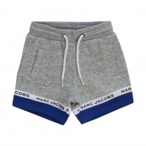 Grey and Navy Short Pants