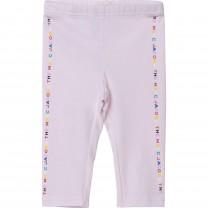 Pink Side Stripe Leggings