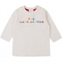 White Multi-colour Logo T-Shirt