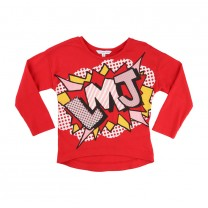 Red LMJ T-Shirt