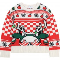 Raindeer Graphic Sweater