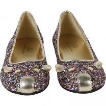 Glitter Mouse Ballerina Shoes (size 36)