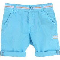 Bright Blue Bermuda Shorts