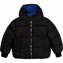 Black Reversible Jacket