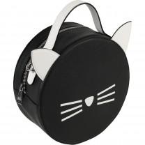 Black Cat Sling Bag