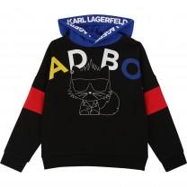 Bad Boy Black Hoodie