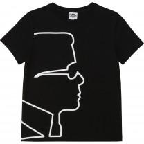 Black Karl Iconic T-Shirt