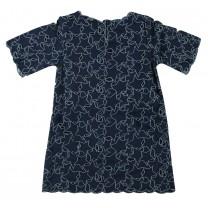 Navy Star Dress