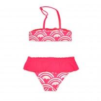 Pink Love Rainbow Bikini
