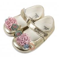 Golden Bouquet Shoes