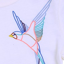 Cream Swallow T-Shirt